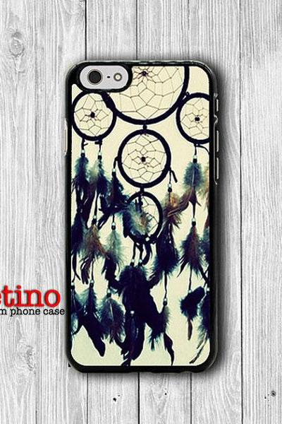 Tribal Dreamcatcher Native American iPhone 6 Case, iPhone 6 Plus, iPhone 5S, iPhone 4S Hard Case, Rubber Plastic Accessories Christmas Gift#1-109