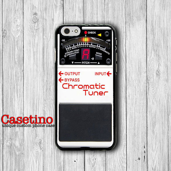 Music iPhone 6 Case Chromatic Guitar Tuner iPhone 6 Plus, iPhone 5S, iPhone 5 Case, iPhone 5C Case, iPhone 4 / 4S Cover Electronics Case#1-133